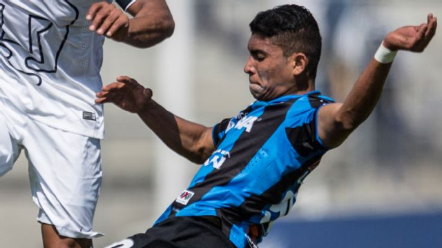 Gallos Blancos de Quer�taro vs. Santos de Torre�n (re-air)