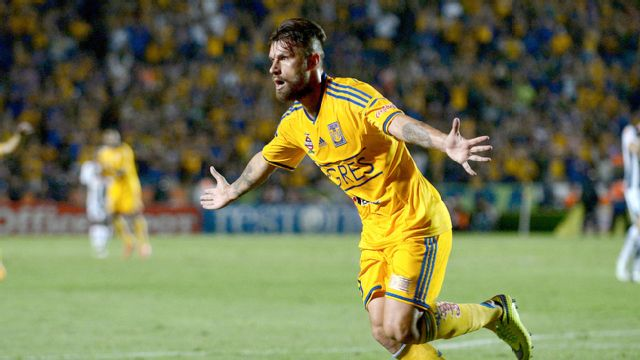 Gallos Blancos de Quer�taro vs.  Tigres UANL (re-air)