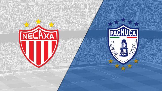 Necaxa vs. Pachuca (Fecha #3) (Liga MX)