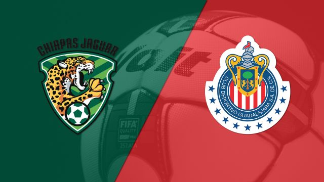 In Spanish - Jaguares de Chiapas vs. Chivas de Guadalajara (Fecha #8) (Liga MX)