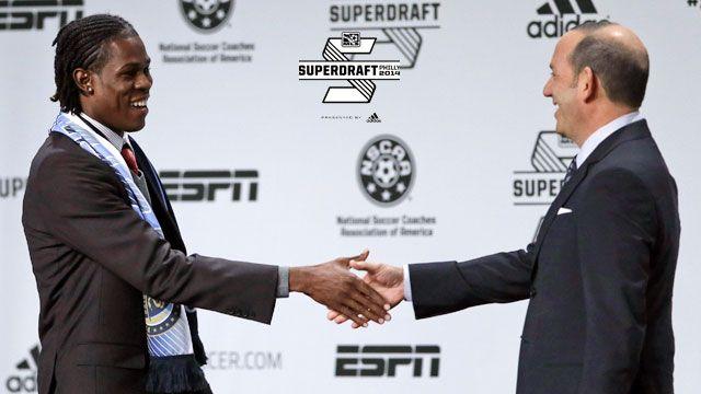 2014 MLS Superdraft