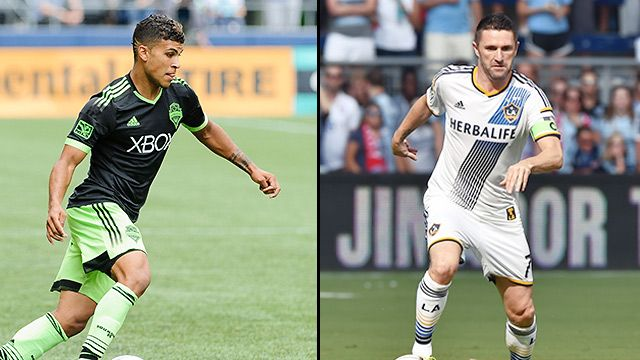 En Espa�ol - Seattle Sounders FC vs. LA Galaxy
