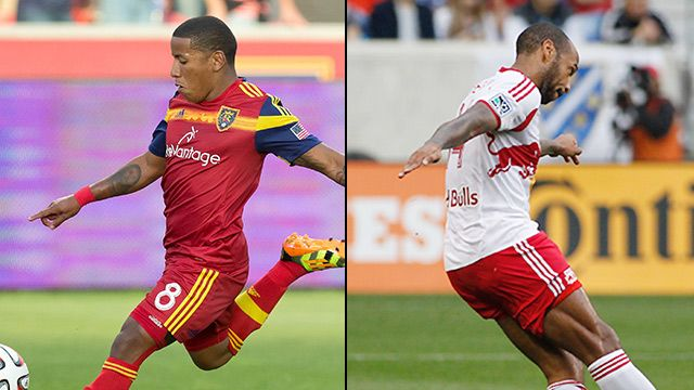 Real Salt Lake vs. New York Red Bulls