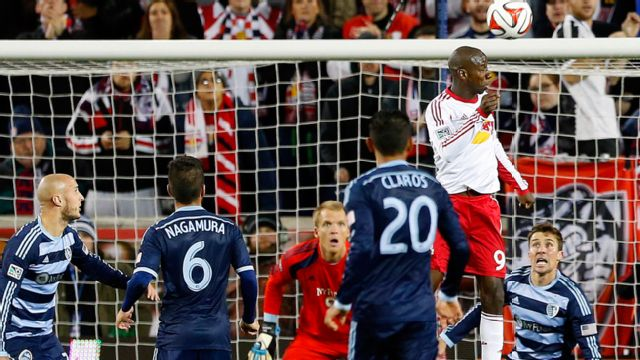 New York Red Bulls vs. Sporting Kansas City (Conference Knockout Round)