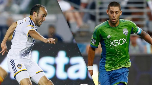 LA Galaxy vs. Seattle Sounders (Conference Final - First Leg)