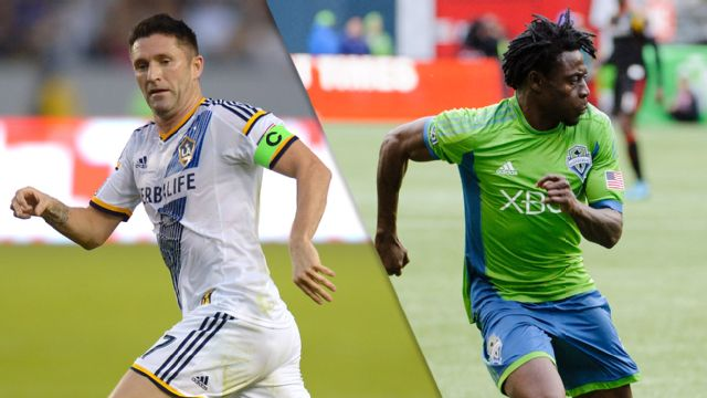 En Espa�ol - LA Galaxy vs. Seattle Sounders (Conference Championship - First Leg)