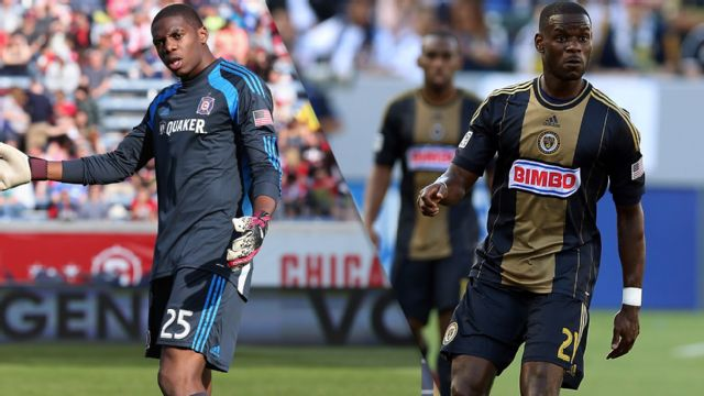 In Spanish - Chicago Fire vs. Philadelphia Union