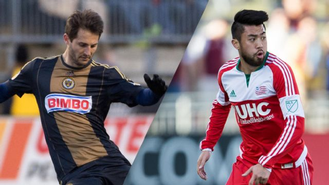 In Spanish - Philadelphia Union vs. New England Revolution