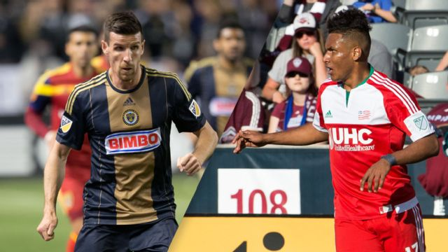 Philadelphia Union vs. New England Revolution