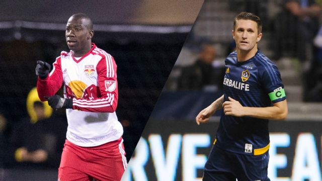 New York Red Bulls vs. LA Galaxy