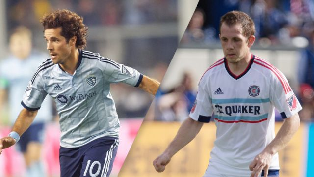 In Spanish - Sporting Kansas City vs. Chicago Fire