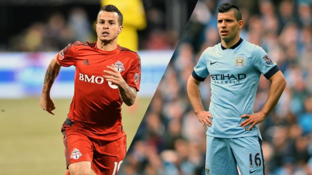 In Spanish - Toronto FC vs. Manchester City