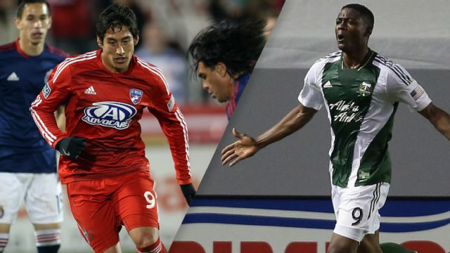 FC Dallas vs. Portland Timbers (Conference Final - Second Leg)
