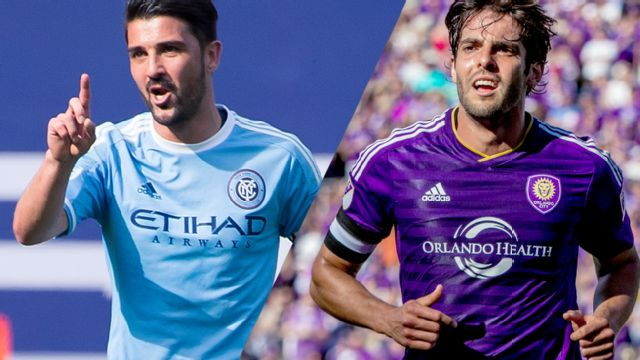 New York City FC vs. Orlando City SC