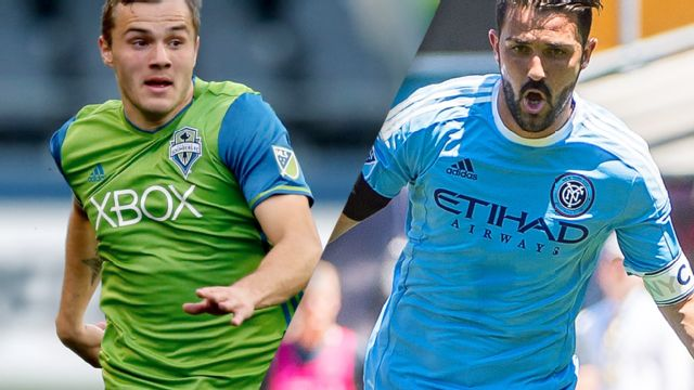 Seattle Sounders vs. New York City FC