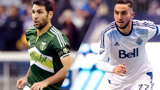 Portland Timbers vs. Vancouver Whitecaps