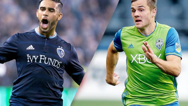 Sporting Kansas City vs. Seattle Sounders