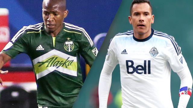 In Spanish - Portland Timbers vs. Vancouver Whitecaps