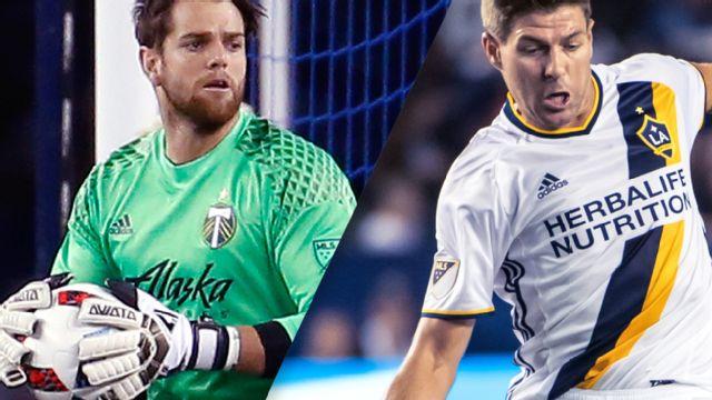 In Spanish - Portland Timbers vs. LA Galaxy