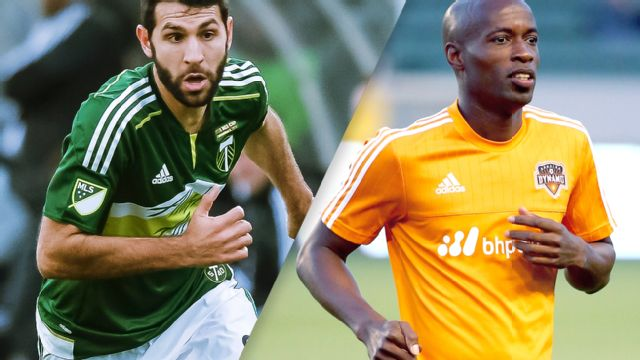 In Spanish - Portland Timbers vs. Houston Dynamo