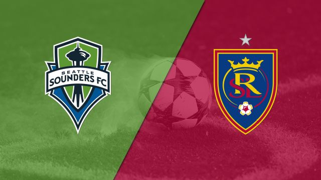 Seattle Sounders vs. Real Salt Lake