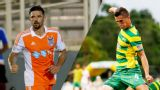 Carolina Railhawks vs. Tampa Bay Rowdies