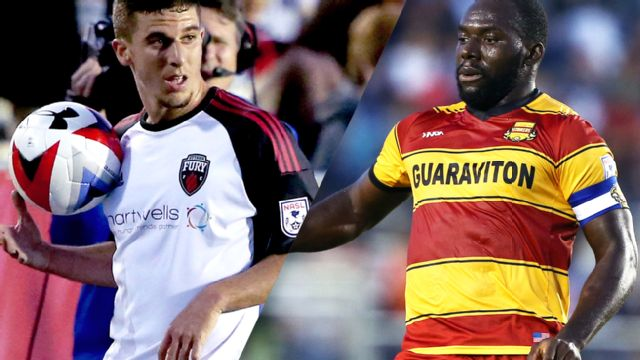 Ottawa Fury FC vs. Fort Lauderdale Strikers