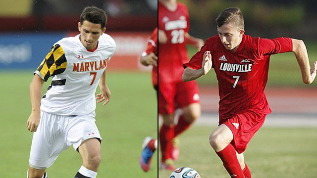 #2 Maryland vs. #14 Louisville (M Soccer)