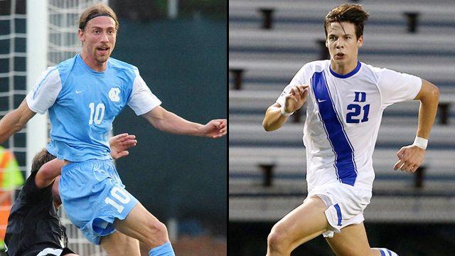 #1 North Carolina vs. Duke (M Soccer)