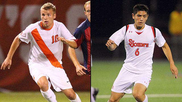 Syracuse vs. St. John's (M Soccer)
