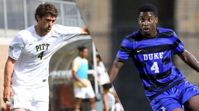 Pittsburgh vs. Duke (M Soccer)