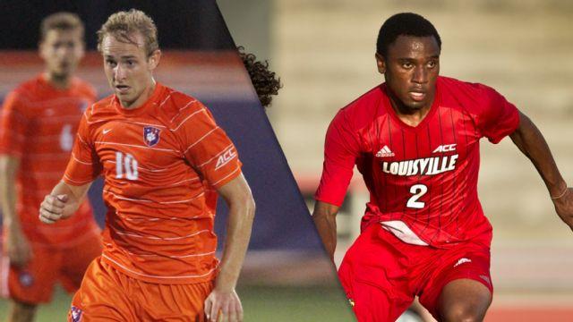 Clemson vs. Louisville (M Soccer)
