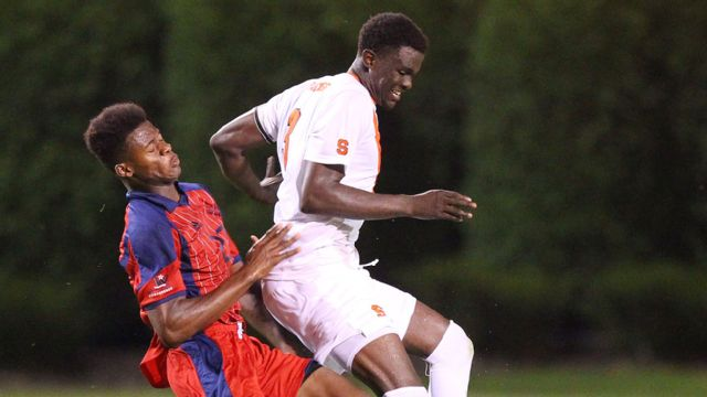 #5 Syracuse vs. North Carolina State (M Soccer)