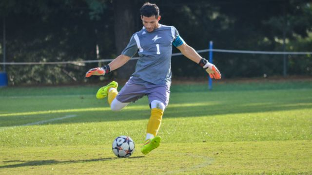 UNC-Asheville vs. Liberty (M Soccer)