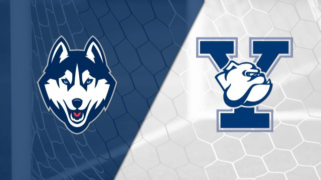 #24 Connecticut vs. Yale (M Soccer)