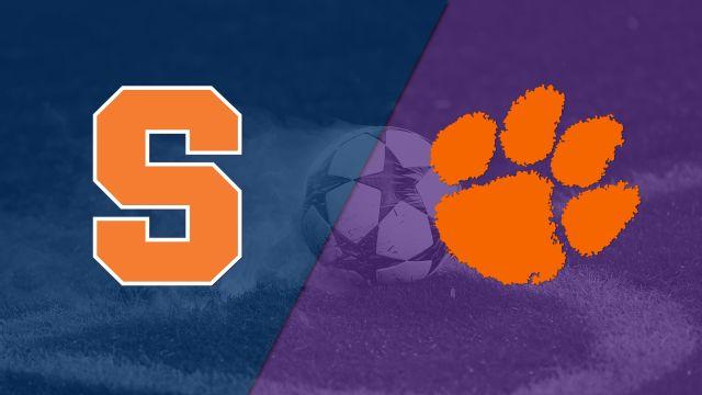 #6 Syracuse vs. #8 Clemson (M Soccer)