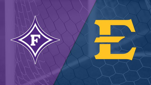 Furman vs. East Tennessee State (M Soccer)
