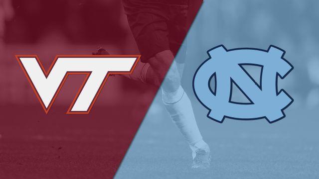 #23 Virginia Tech vs. #3 North Carolina (M Soccer)