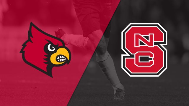 #13 Louisville vs. NC State (M Soccer)