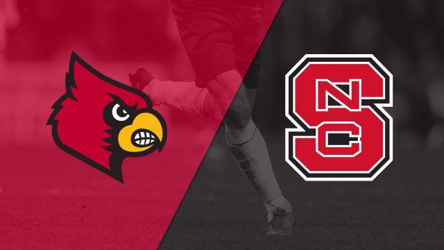 #13 Louisville vs. NC State (M Soccer)