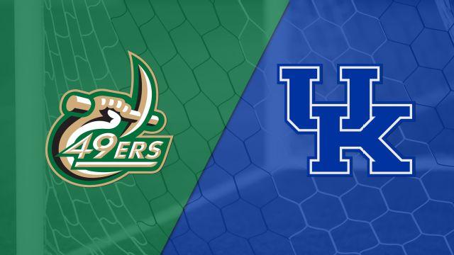 #14 Charlotte vs. #20 Kentucky (M Soccer)