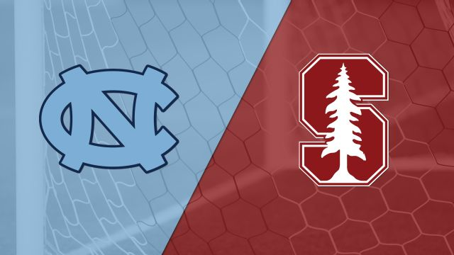 North Carolina vs. Stanford (Semifinal #2) (Men's College Cup)