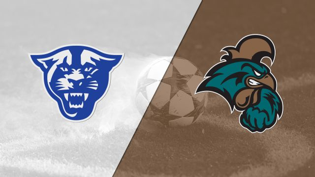Georgia State vs. Coastal Carolina (Championship) (Sun Belt Men's Soccer Championship)