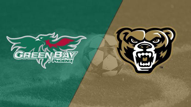 Green Bay vs. Oakland (Quarterfinals) (Horizon League Men's Soccer Championship)