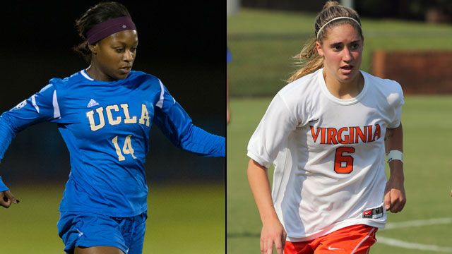 UCLA vs. Virginia (Semifinal #2): NCAA Women's College Cup