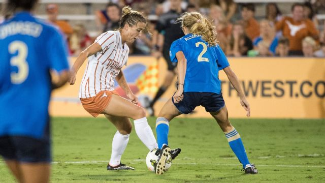 UCLA vs. Texas - 9/19/2014 (re-air)