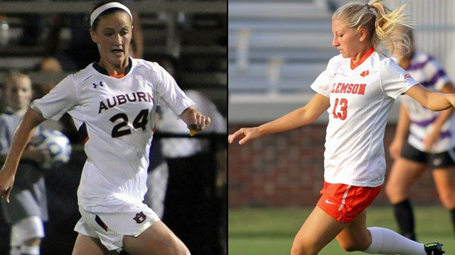 Auburn vs. Clemson (W Soccer)
