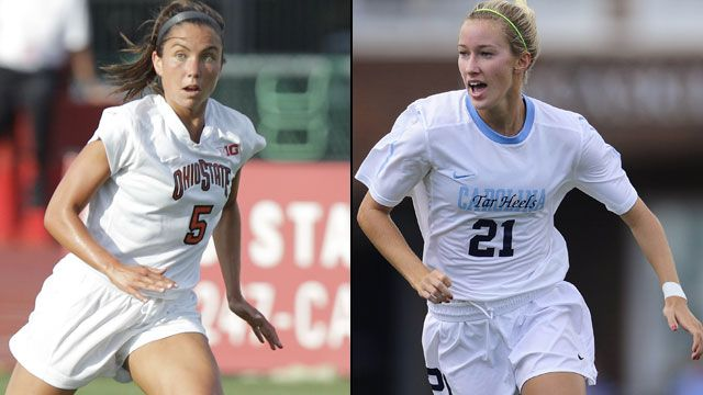 Ohio State vs. #4 North Carolina (W Soccer)