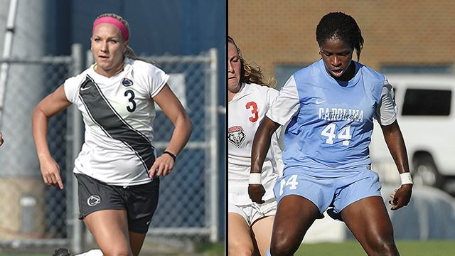 #7 Penn State vs. #14 North Carolina (W Soccer)