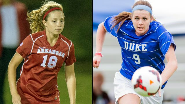 #18 Arkansas vs. Duke (W Soccer)